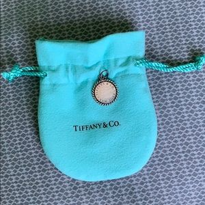 Silver Tiffany & Co. Charm